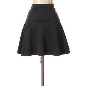 Xhilaration skater skirt, black - S